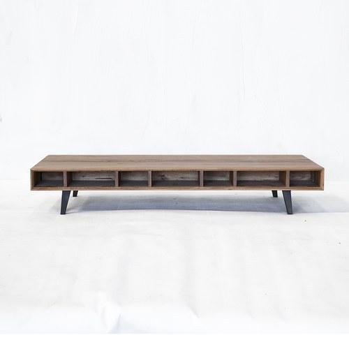 荷蘭PURE 多格簡約橡木咖啡桌