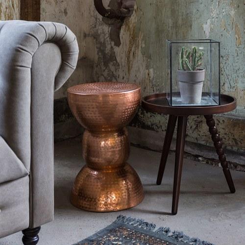 荷蘭Zuiver圓形串珠造型咖啡桌