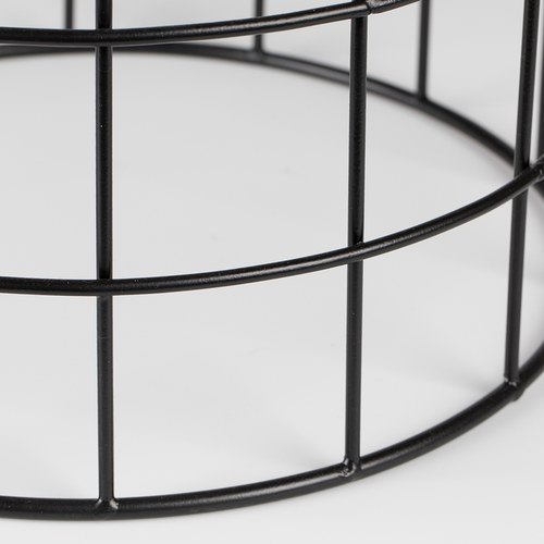 荷蘭Zuiver 水磨石面設計線條茶几