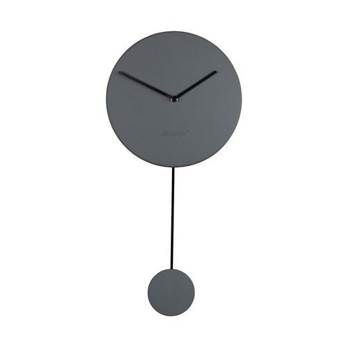 荷蘭Zuiver 水泥牆面簡約掛鐘