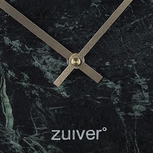 荷蘭Zuiver 天然大理石牆面掛鐘(綠)
