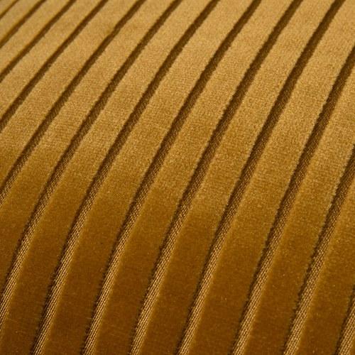 荷蘭Zuiver 黃金海岸條紋絨面抱枕