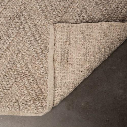 荷蘭Zuiver 柔軟厚織毛呢地毯(米)