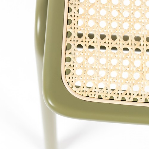 荷蘭Zuiver 霍爾特藤編單椅 (綠)