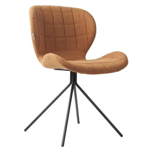 荷蘭Zuiver OMG!時尚玩色單椅(橘)