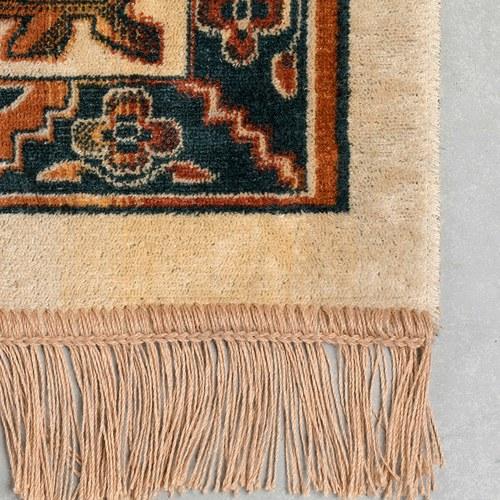 荷蘭Zuiver 神話符碼藝術地毯 (棕、230公分)
