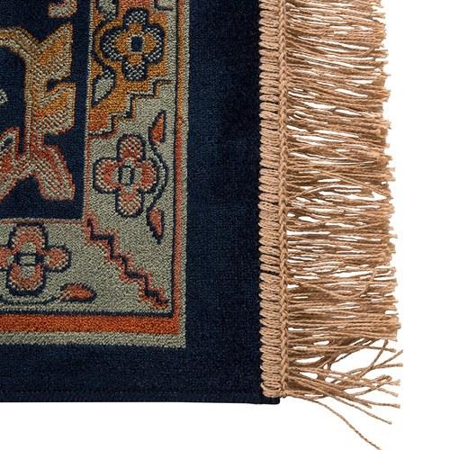 荷蘭Zuiver 神話符碼藝術地毯 (綠、230公分)