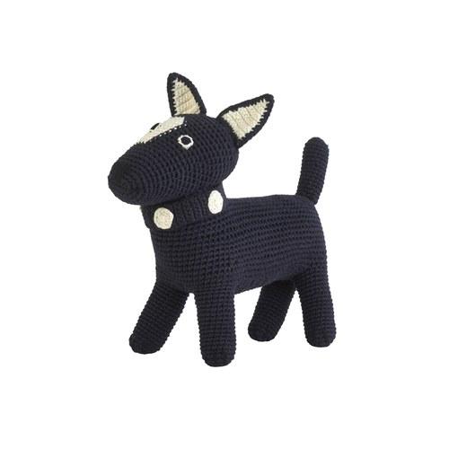 荷蘭ACP 黑色梗犬玩偶 (大)