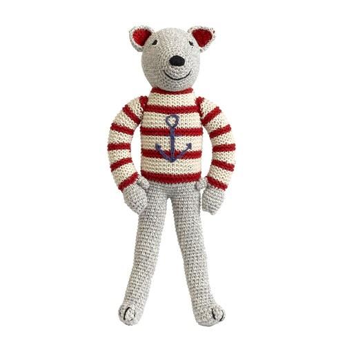 荷蘭ACP 海軍襯衫小熊玩偶