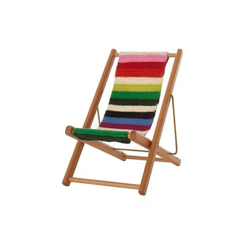 荷蘭ACP 彩虹編織娃娃椅