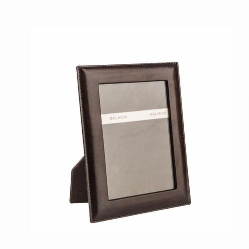 芬蘭Balmuir皮革家飾 典藏相框 (黑)