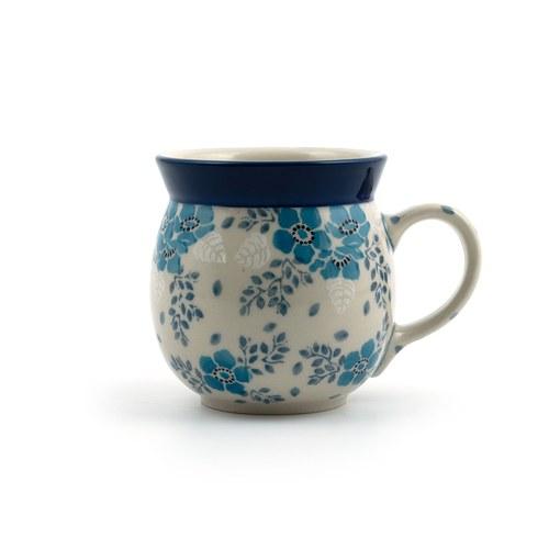 荷蘭BunzlauCastle 霜花圖紋農夫馬克杯