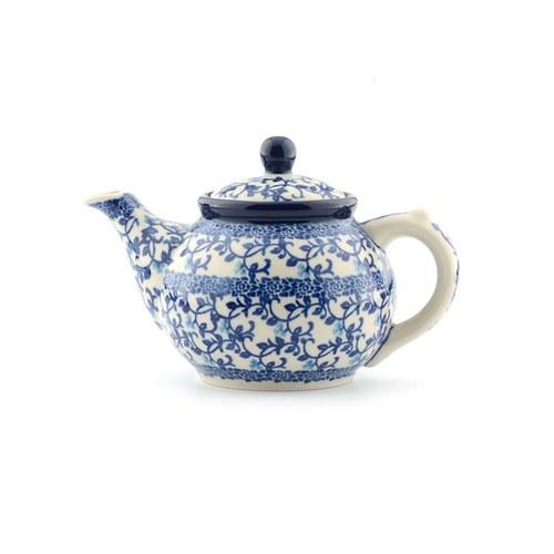 荷蘭BunzlauCastle 青花瓷圖紋茶壺 (400毫升)