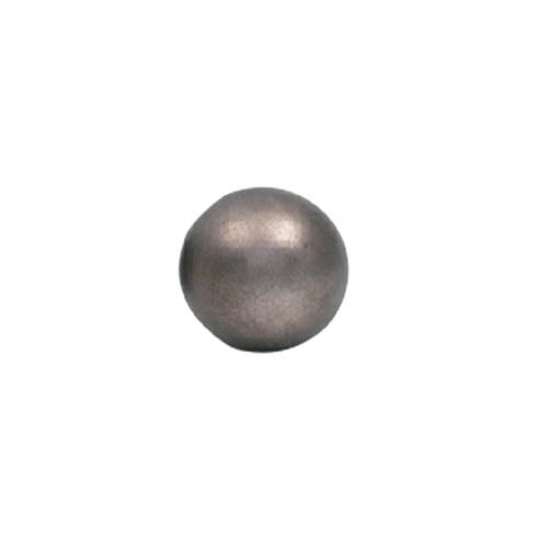 比利時DVDsign藝術擺飾 色澤球飾 (霧面暖銀)