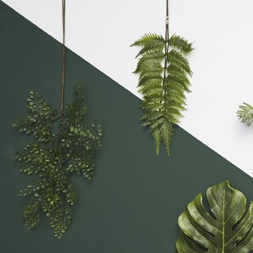 荷蘭Emerald人造植物 鐵線蕨 (長55公分)