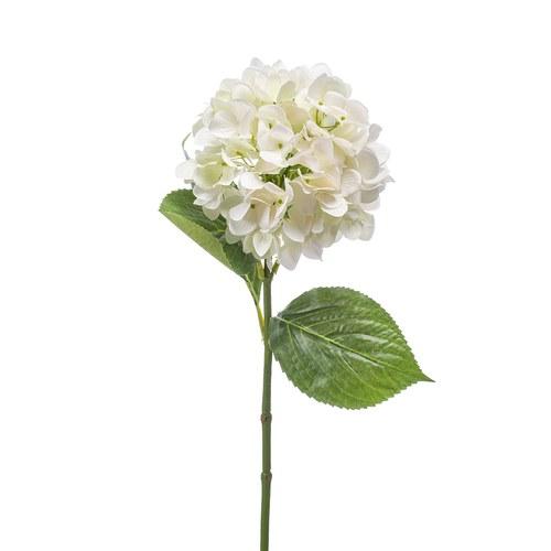 荷蘭Emerald人造花藝 白色繡球花 (長67公分)