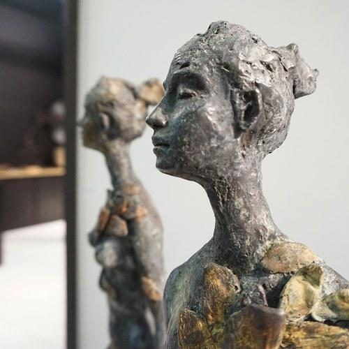 比利時Gardeco藝術擺飾 月桂女神達芙妮