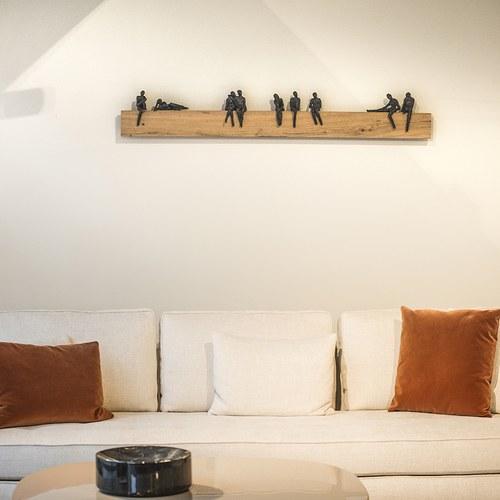 比利時Gardeco藝術擺飾 屋頂上的午後時光