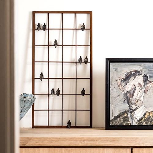 比利時Gardeco藝術擺飾長型窗沿風景