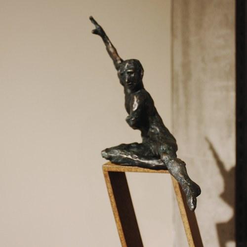比利時Gardeco藝術擺飾 方框上的視野