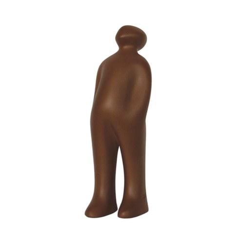 比利時Gardeco藝術擺飾 經典觀賞者 (深棕、高38公分)