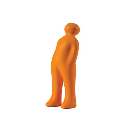 比利時Gardeco藝術擺飾 經典觀賞者 (亮橘、高23公分)