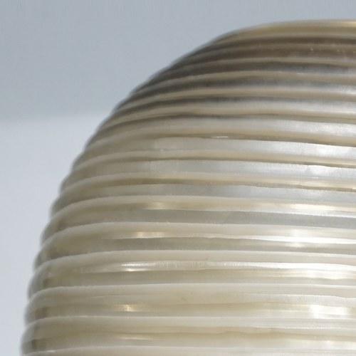 德國Guaxs玻璃花器 PATARA系列 (灰褐、高30公分)