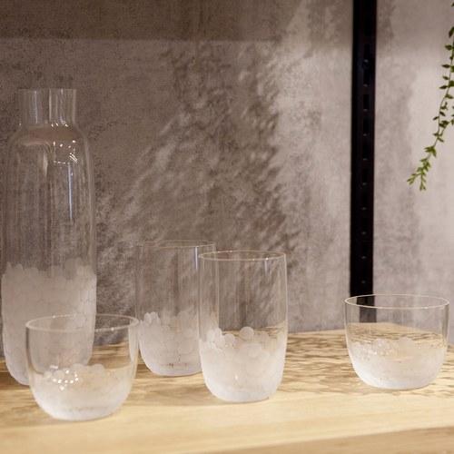 德國Guaxs玻璃水杯 OTTILIE系列 (透明、250毫升)