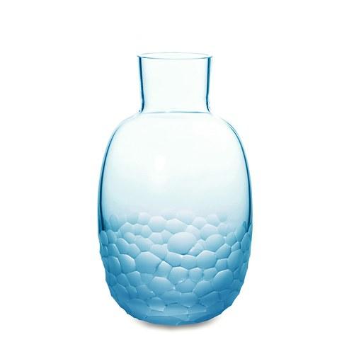 德國Guaxs玻璃水瓶 OTTILIE系列 (水藍、500毫升)