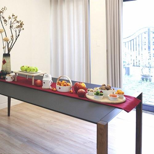 義大利HORM TANGO極致奈米科技經典餐桌 (長166公分)
