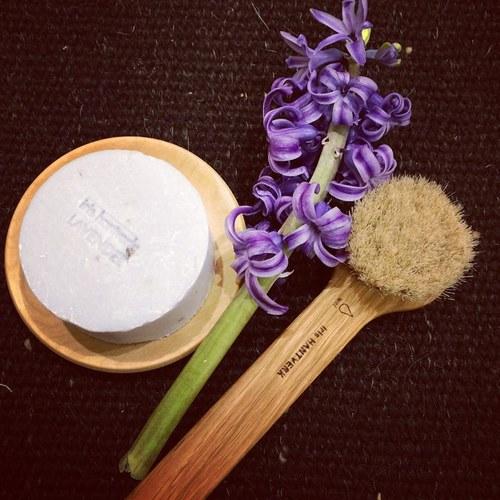 瑞典Iris Hantverk 美顏洗臉潔顏刷 (濕用)