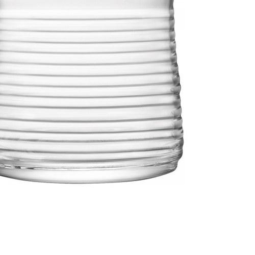 英國LSA 現代感漣漪線條花器 (高39公分)