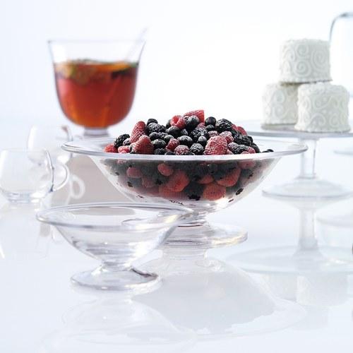 英國LSA 清透霓光咖啡杯盤2入組 (茶棕)