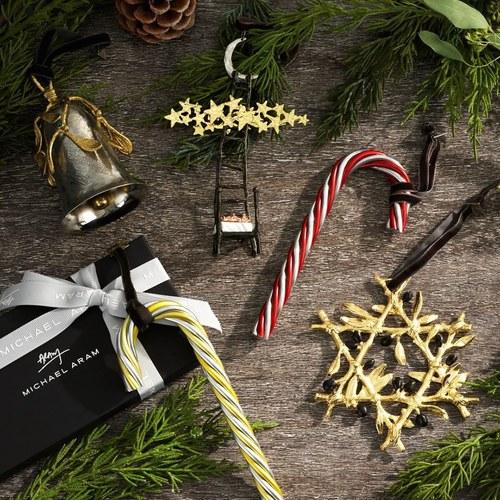 美國Michael Aram 月夜下的美夢耶誕吊飾品