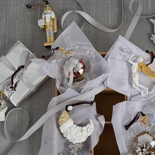 美國Michael Aram工藝飾品 平安夜星空聖誕裝飾