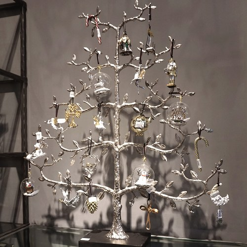 美國Michael Aram工藝飾品 棕櫚葉十字聖誕裝飾