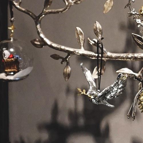 美國Michael Aram工藝飾品 和平白鴿造型吊掛裝飾