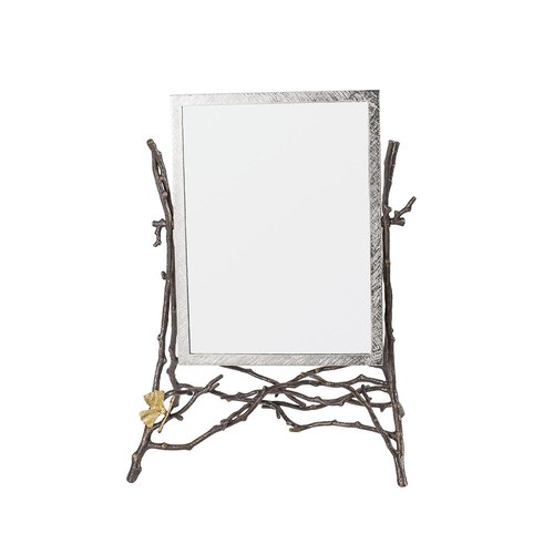 美國Michael Aram工藝飾品 銀杏蝴蝶系列立鏡