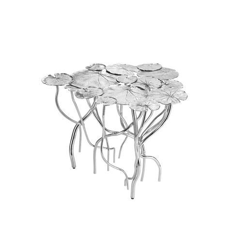 美國MichaelAram工藝飾品 睡蓮池畔系列咖啡桌(長66公分)