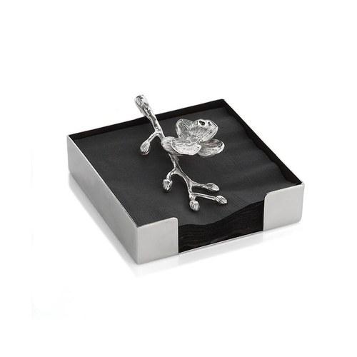 美國MichaelAram工藝飾品 白蘭花系列餐巾架