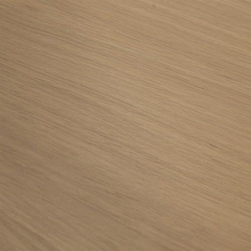 丹麥Sketch 立體邊緣雙層方形邊桌 (橡木)