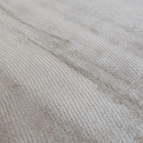 土耳其Stepevi 薄霧輕煙素色地毯 (鈦灰、長200公分)