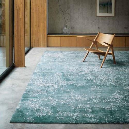 土耳其Stepevi 夏日浪花地毯 (藍、長300公分)