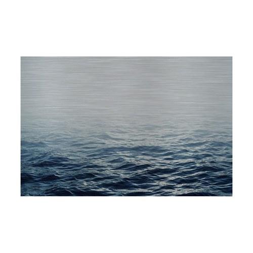 美國TwoPalms藝術掛畫 遠洋風景 (鋁製背板、長152公分)