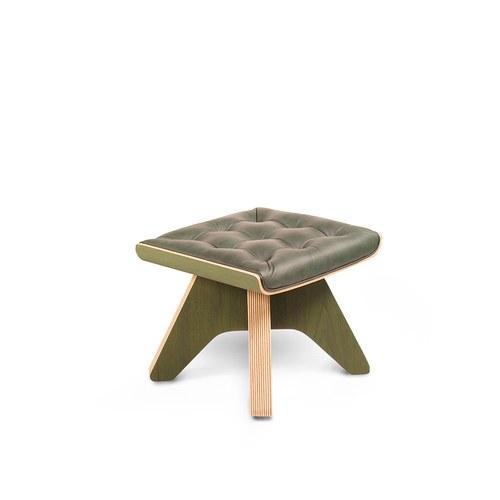 WOHAbeing TURTLE海龜系列休憩椅凳 (綠)