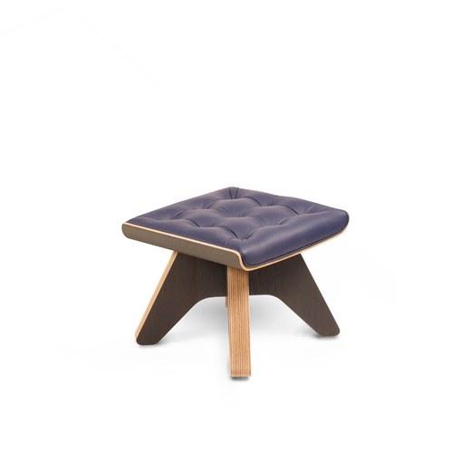 WOHAbeing TURTLE海龜系列休憩椅凳 (藍)