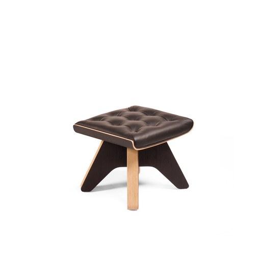 WOHAbeing TURTLE海龜系列休憩椅凳 (黑)