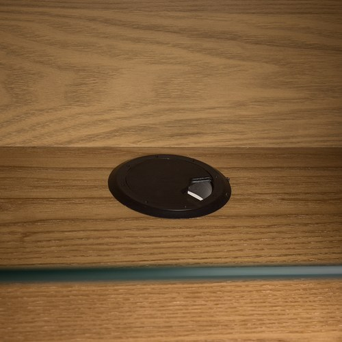 荷蘭Zuiver 木質拉門收納邊櫃