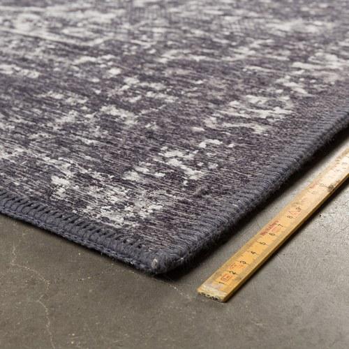 荷蘭Zuiver 復古花園地毯 (深灰、長240公分)