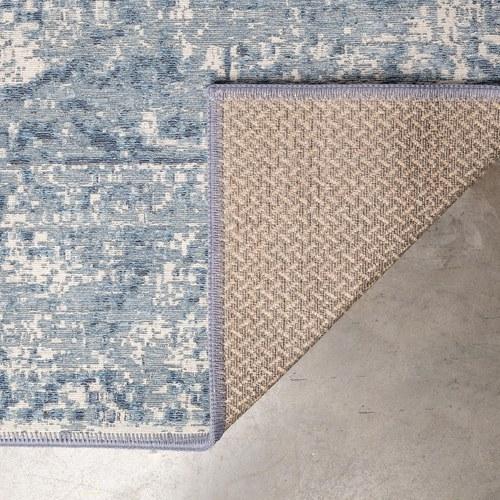 荷蘭Zuiver 復古花園地毯 (丹寧藍、長240公分)